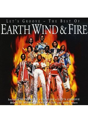 Earth Wind And Fire - Lets Groove - The Best Of (Music CD)