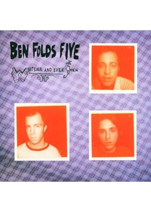 Ben Folds Five - Whatever And Ever Amen (Music CD)