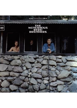 The Byrds - Notorious Byrd Bros. (Music CD)