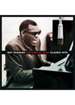 Ray Charles - King Of Soul, The (Classic Hits) (Music CD)