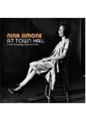 Nina Simone - At Town Hall (Music CD)