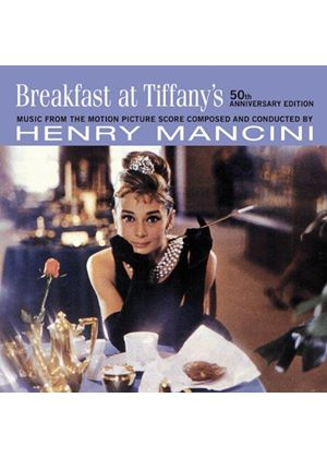 Henry Mancini - Breakfast at Tiffany's (Special Edition) (Original Soundtrack) (Music CD)