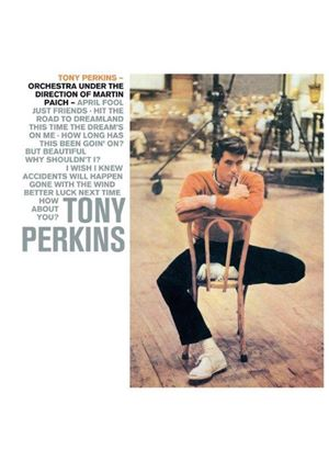 Tony Perkins - Tony Perkins/On a Rainy Afternoon (Music CD)