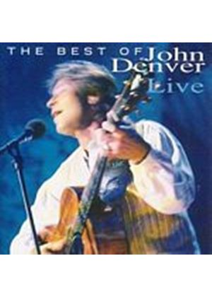 John Denver - Best Of Live (Music CD)