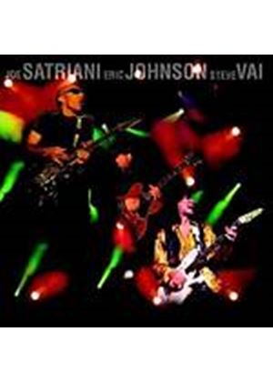 Satriani/Johnson/Vai - G3 - Live In Concert (Music CD)