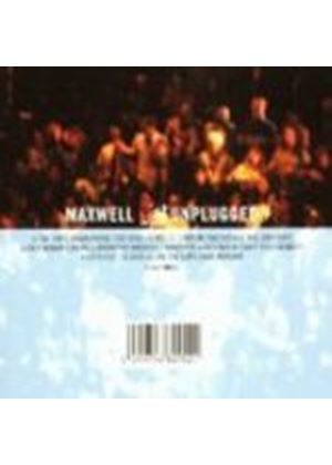 Maxwell - MTV Unplugged EP (Music CD)