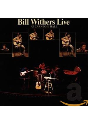 Bill Withers - Live At Carnegie Hall (Music CD)