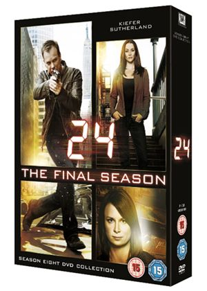 24 (Twenty Four) Season 8