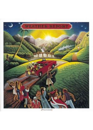 Weather Report - Procession (Music CD)