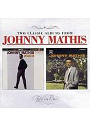 Johnny Mathis - Warm/Swing Softly (Music CD)