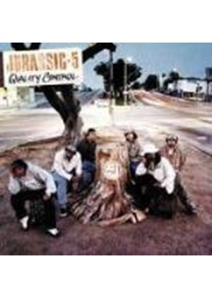 Jurassic 5 - Quality Control (Music CD)