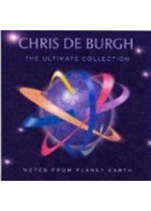 Chris De Burgh - Notes From Planet Earth (Music CD)