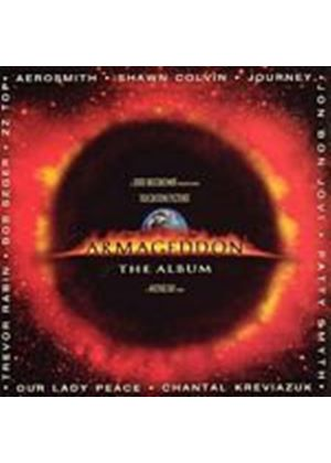 Original Soundtrack - Armageddon (Music CD)