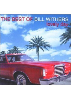 Bill Withers - The Best Of - Lovely Day (Music CD)