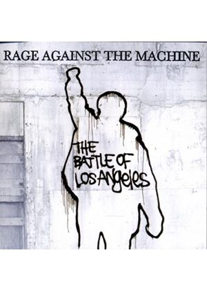 Rage Against The Machine - The Battle of Los Angeles (Music CD)