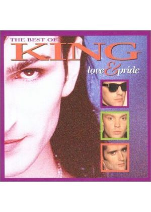 King - Love And Pride - The Best Of... (Music CD)