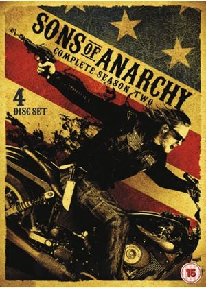 Sons of Anarchy: Complete Season 2