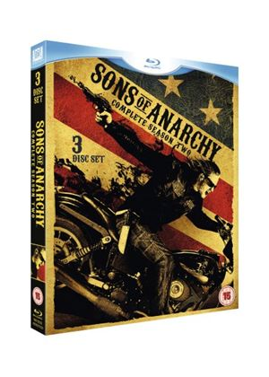 Sons of Anarchy: Complete Season 2 (Blu-Ray)