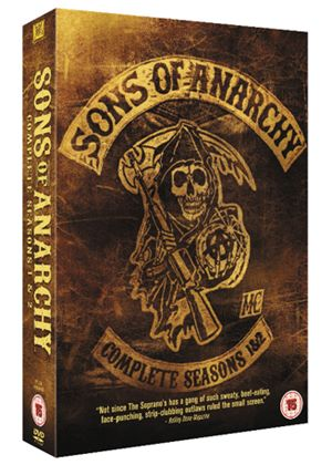 Sons of Anarchy: Complete Seasons 1 and 2