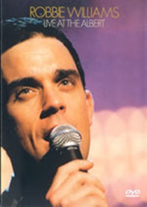 Robbie Williams - Swing When Youre Winning (live at the Albert)