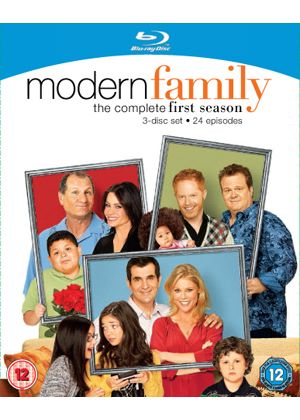 Modern Family - Season 1 (Blu Ray)