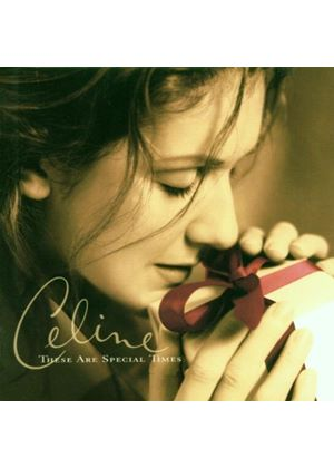 Celine Dion - These Are Special Times (Music CD)