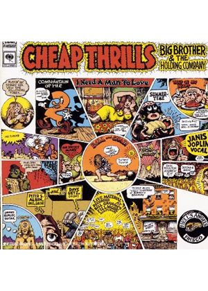 Janis Joplin - Cheap Thrills (Music CD)