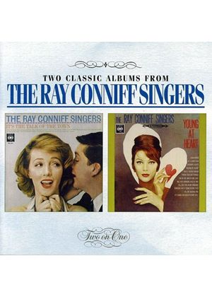 Ray Conniff Singers - Its The Talk Of The Town/Young At Heart (Music CD)