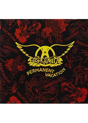 Aerosmith - Permanent Vacation (Music CD)