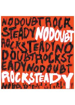 No Doubt - Rock Steady (Music CD)