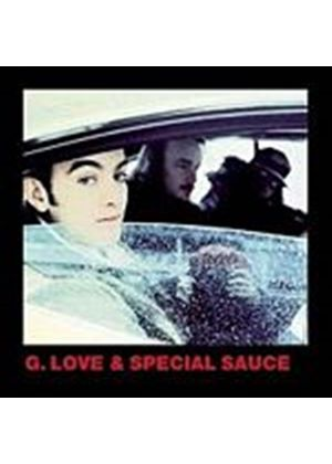 G. Love And Special Sauce - Philadelphonic (Music CD)