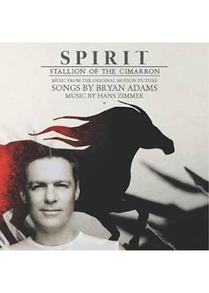 Bryan Adams - Spirit: Stallion Of The Cimarron (Music CD)