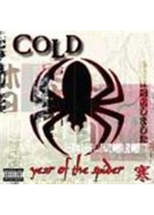 Cold - Year Of The Spider [PA]