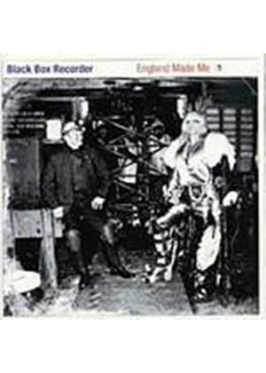 Black Box Recorder - England Made Me (Music CD)