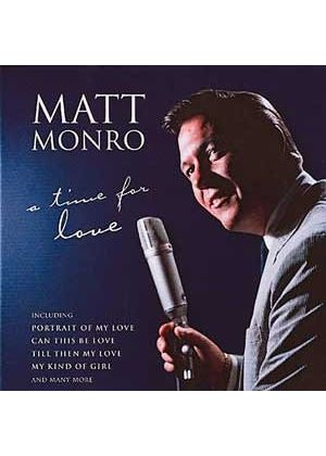 Matt Monro - A Time For Love (Music CD)