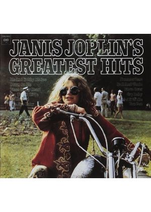 Janis Joplin - Greatest Hits (Remastered) (Music CD)
