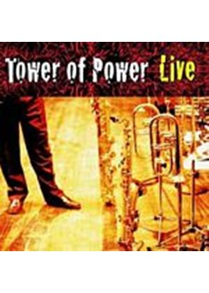 Tower Of Power - Soul Vaccination - Live ! (Music CD)