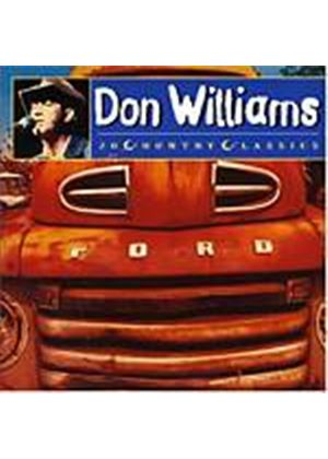 Don Williams - 20 Country Classics (Music CD)