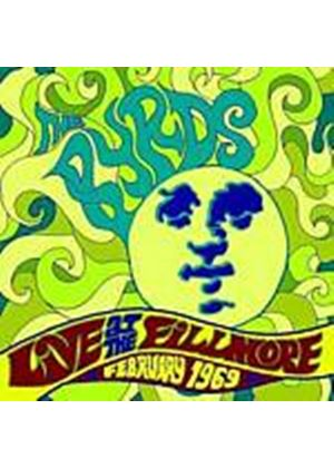 The Byrds - Live At The Fillmore February 1969 (Music CD)