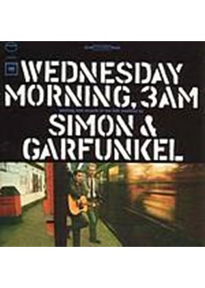 Simon And Garfunkel - Wednesday Morning, 3am (Remastered) (Music CD)