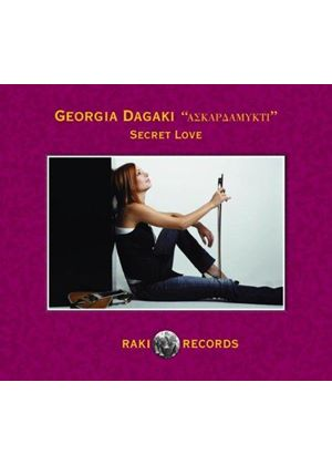 Georgia Dagaki - Secret Love (Music CD)