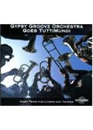Gypsy Groovz Orchestra - Night Train For Lovers And Theives [Digipak] (Music CD)