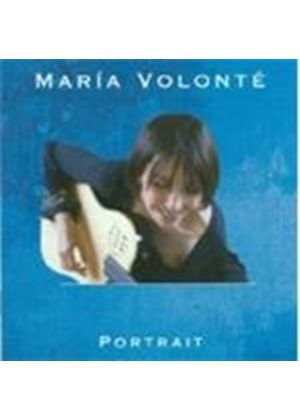 Maria Volonte - Portrait (Music CD)