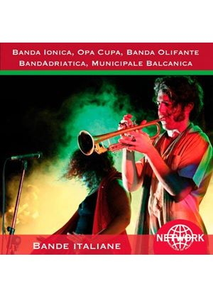 Various Artists - Bande Italiane (Music CD)