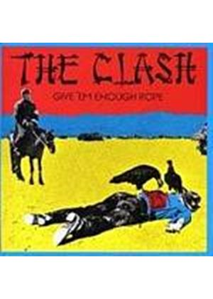 The Clash - Give em Enough Rope (Music CD)
