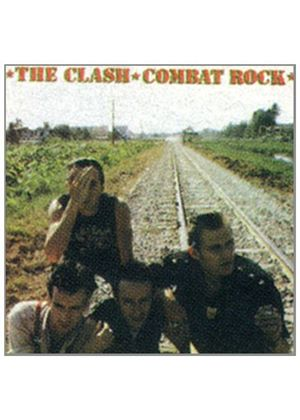 The Clash - Combat Rock (Music CD)