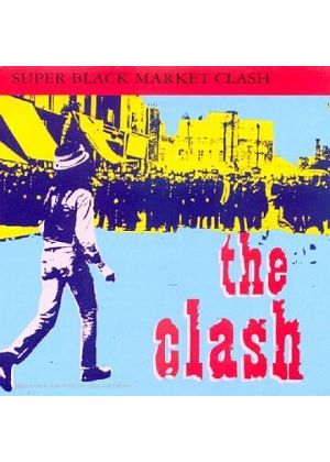 The Clash - Super Black Market Clash (Music CD)