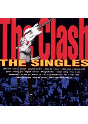 The Clash - The Singles (Music CD)