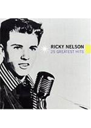 Ricky Nelson - 25 Greatest Hits (Music CD)