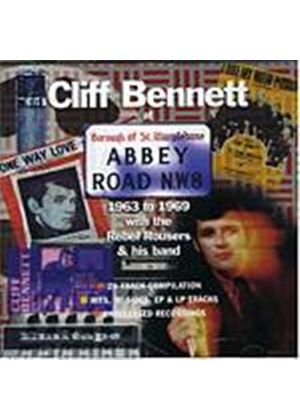 Cliff Bennett - At Abbey Road 1963 - 1969 (Music CD)